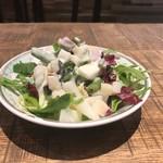 デリリウムカフェ ギンザ - サラダ