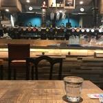 デリリウムカフェ ギンザ - 店内