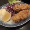 伽羅 - 料理写真:広島県産超大粒カキフライ(550円)
