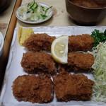 とんかつ 栄 - 料理写真:ひれかつ