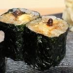 鮨ななお - うなぎクリームチーズ巻 600円