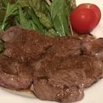 荻窪 Kotoji - 牛ヒレ肉のサイコロステーキ