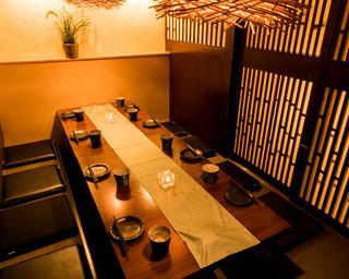 厳選鍋と地鶏の個室居酒屋 羽根川 八重洲日本橋店