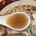 ふるめん - 煮干し醤油ラーメン、味玉