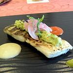 プライベートレストラン R - 黒鯛のポアレ