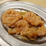 大衆焼肉 藤 - 上ミノ