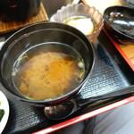 漣 - 味噌汁