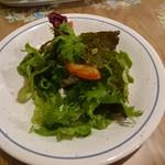 ガストホフ ハイ・ウイング - 料理写真:夕食:サラダ