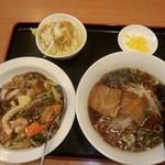 味道 - 料理写真:お昼セット(700円)