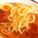 7789818 - 麺は細麺タイプ