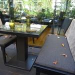 ザ・カフェ by アマン - お隣の席