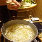 しゃぶしゃぶ すき鍋 おもき -