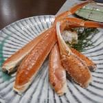 かに吉 - 【焼き蟹】◎2017/11