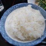 キッチンあべ - ご飯