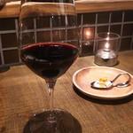 ダイニング SILVA - クオリティーの高いワイン580円