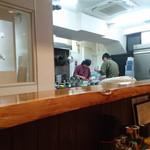 麺や七福 - 内観②