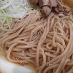 麺や七福 - 七福ラーメン−壱−⑤