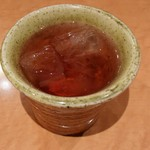 居心伝 - ブルーベリー酒