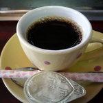 きさや - 平日昼のサービスコーヒー