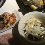 ZINGIS 環 - 牛すじの煮込み・クリームチーズ寄席豆腐仕立て