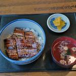うなぎ安田屋 - 松丼