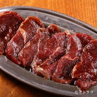 赤平の自社牧場と信頼できる生産者による北海道産肉を使用