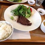 OUMA KITCHEN - 和牛ステーキランチ