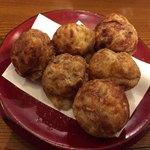 蛸焼とおでん クレ - 蛸焼(柚子塩)