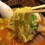 肥後橋ラーメン亭 - 麺リフト〜