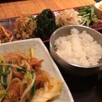 韓国鶏鍋 GOCHU -