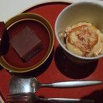 梅の花 - デザート