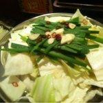 7791596 - 味噌もつ鍋