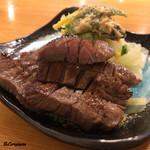 清野太郎 - 牛たん焼(ハーフサイズ)