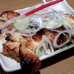 77911677 - 鶏のオーブン焼き 西京味噌漬け