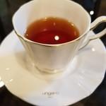 ユニ・カフェ - ドリンク写真:紅茶