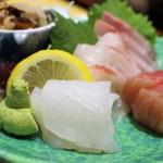 海幸 - 料理写真:本日の刺身盛合せ