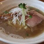 The Noodles & Saloon Kiriya - 料理写真:潮らぁめん