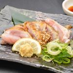 八女小町 - 丹波鶏もも肉たたきぽん酢