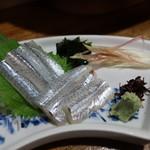 赤丹 本店 - サヨリ