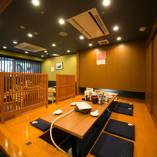 品格ある和空間には個室、カウンターもご用意!貸切35名様~