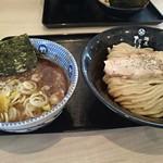 麺屋 たけ井 - つけ麺並盛(280g)