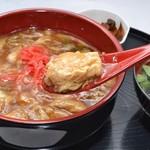 まるひで食堂 - 元祖ゆば丼