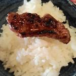 肉処 牛穂 - 料理写真:焼き肉には、飯だ!