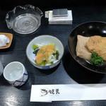 蛯天 - お酒&お通し&煮物