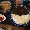 大釜 - 料理写真:たぬきカレーセット