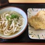安西製麺所 - 料理写真:何やら派手なメヌーもあったけど地味な男なんで…