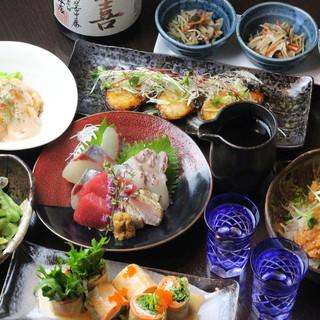 和食の粋を超えた、四季が織りなす旬の味に舌鼓◎