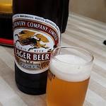 77923986 - 『音』を味わった瓶ビール。