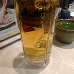 家族亭 - 生ビール