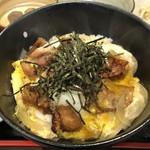 関媛 - 焼きとり親子丼